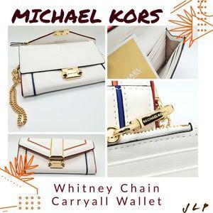 MICHAEL KORS Whitney Carryall Wallet